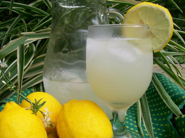 Sparkling Lemonade. Photo by Sharon123
