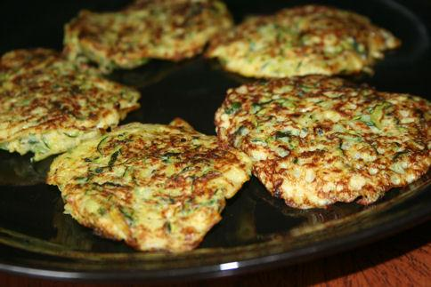 Chez Panisse Zucchini Fritters. Photo by ~Nimz~