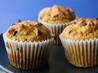 Chocolate Chip Pumpkin Muffins. Recipe by Halcyon Eve