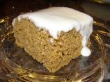 Heather&#39;s Pumpkin Bars W/ Frosting (Only 135 Calories!)