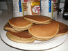 Fall Pancakes (Gluten Free). Recipe by Emily Elizabeth