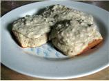 Vegan Breakfast Biscuit Gravy