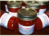 Spicy Apple Jam