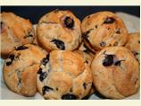 Cream Cheese-Blueberry Muffins