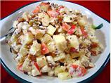 Sweet Waldorf Salad