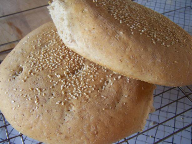 Authentic Moroccan Bread. Photo by wicked cook 46
