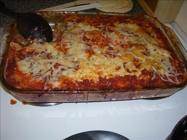 Made-Over Lasagna. Photo by Chef 'Diva Divine