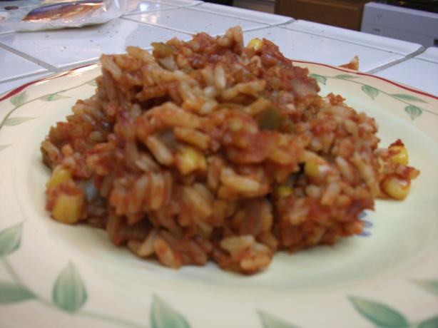 Kittencal's Spanish Rice. Photo by Ck2plz