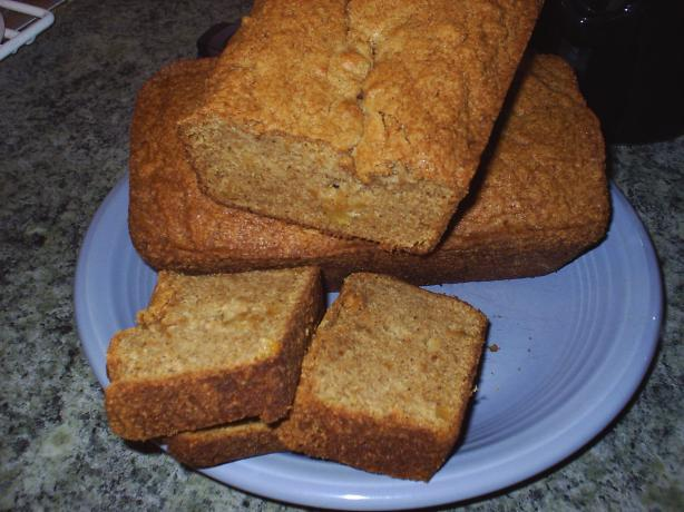 My Sister's Sweet Potato Bread. Photo by JanetB-KY