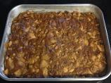 Lenten Apple Cake