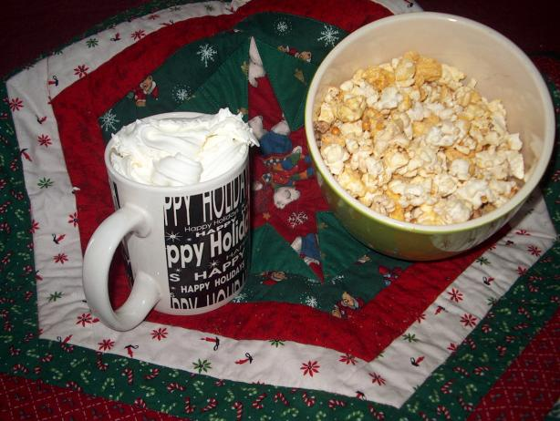 Delicious Cinnamon Popcorn. Photo by Chef1MOM~Connie