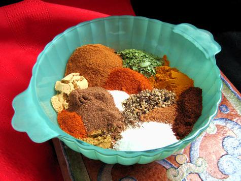 Ras El Hanout - Moroccan Spice Mix. Photo by Annacia