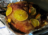 Celebration Spiced Baked Ham With Orange and Marmalade Glaze
