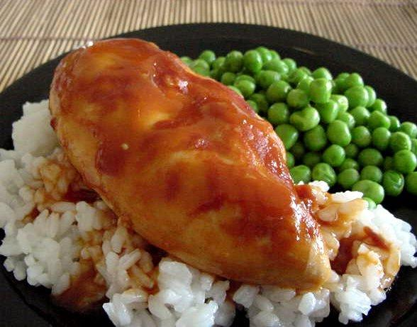 Oriental Baked Chicken. Photo by Marg (CaymanDesigns)
