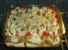 Gramma's Tomato Pie. Recipe by Gramma Robbie