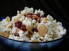 Popcorn Snack Mix (No Nuts). Recipe by **Mandy**
