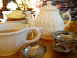 The Perfect Pot and Cup of English Tea!