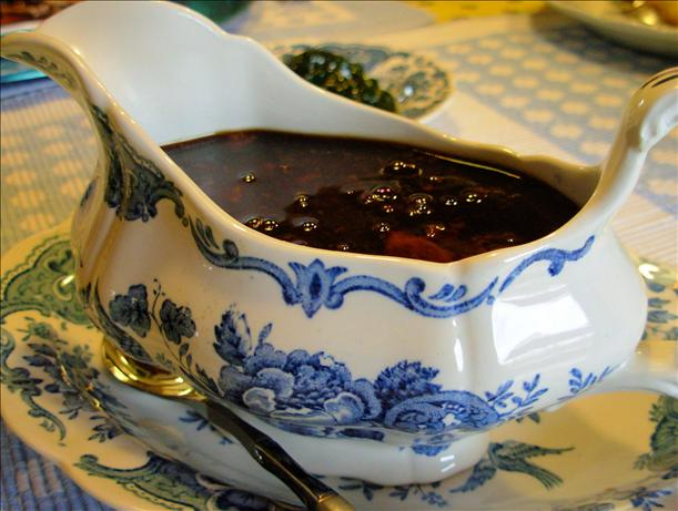 Traditional Gravy for Roast Beef, Lamb, Pork or Duck.