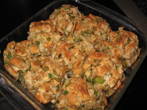 Stuffing Balls. Photo by charlie #5