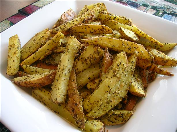 Zesty Baked Fries. Photo by Pam-I-Am