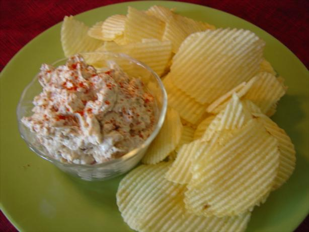 Bacon and Horseradish Dip. Photo by :(