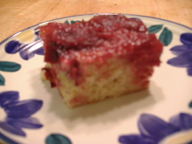 Plum Upside-Down Cake. Photo by Miss Genevieve