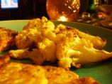 Pan-Roasted Cauliflower With Pine Nuts, Garlic and Rosemary