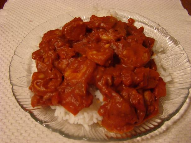 Real Shrimp Creole. Photo by pattikay in L.A.