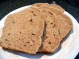 Russian Rye Bread for the Bread Machine