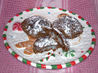 Coconut Filled Chocolate Cookies Aka Mounds Cookies. Recipe by Karen=^..^=