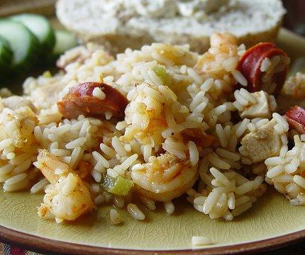 Cajun Jambalaya. Photo by Beautiful BC