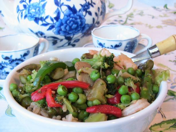 Favorite Quick & Easy Asian Stir-Fry. Photo by BecR
