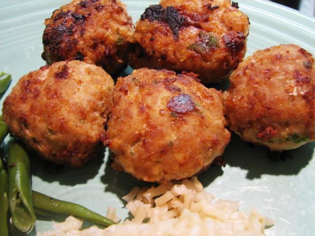 Chicken or Turkey Meatballs (Moroccan Style). Photo by loof