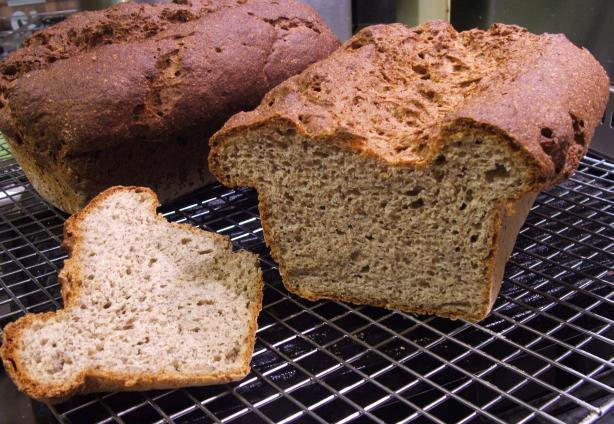Gluten Free 5 Grain Bread. Photo by Fairy Nuff