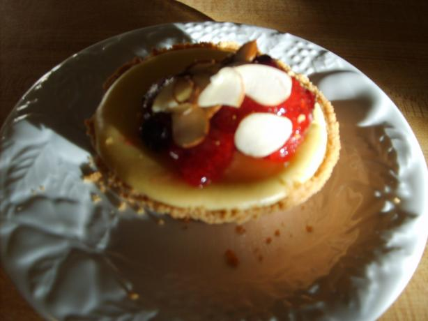 Individual Cheesecakes. Photo by Chef on the coast