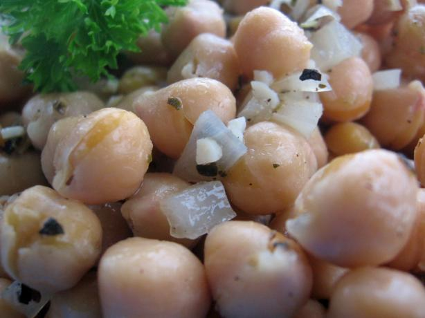Cannellini Bean Saute. Photo by Dreamer in Ontario