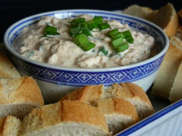 Salmon Dip. Photo by kiwidutch
