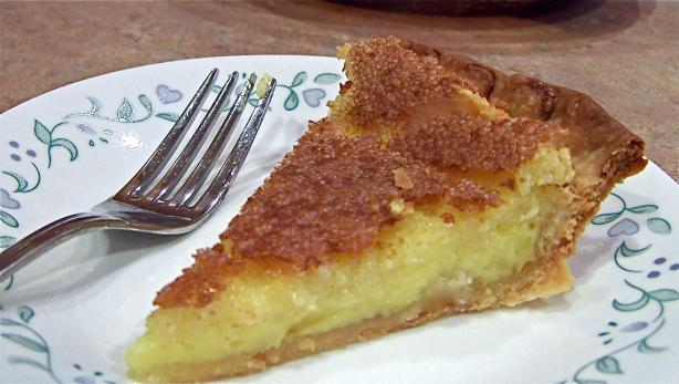 Southern Chess Pie. Photo by PaulaG