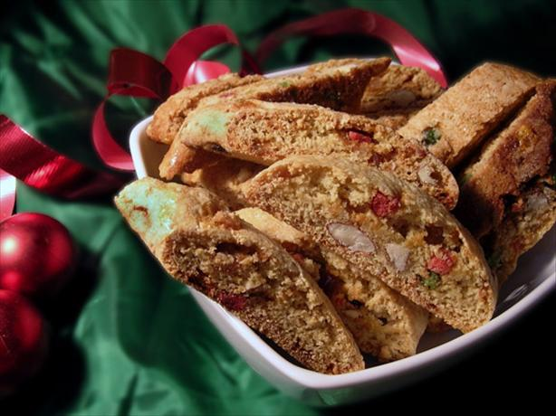 Holiday Biscotti. Photo by justcallmetoni