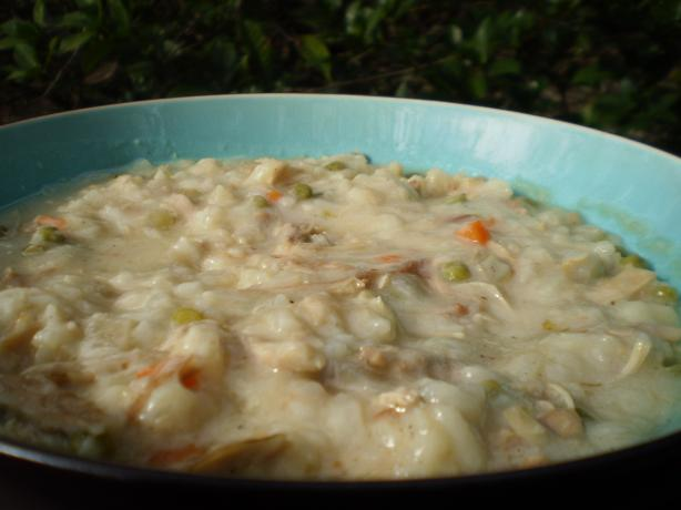 Delicious After-The-Holiday Turkey-Rice Soup. Photo by breezermom