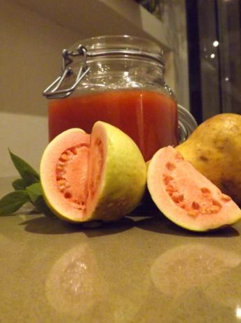 Guava Jam. Photo by anerys