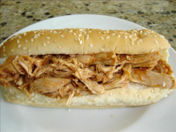 BBQ Chicken Sandwiches. Photo by Chris from Kansas