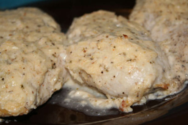 Miracle Whip Parmesan Chicken. Photo by ~Nimz~