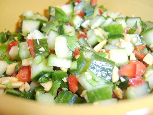 Spicy Cucumber Relish. Photo by LifeIsGood