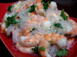 Thai Prawn and Glass Noodle Salad