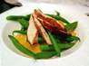 Chargrilled Chicken With Orange, Asparagus & Beans. Recipe by kelly in TO