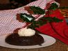 Pirate's Plum Pudding. Recipe by BusyElf98005