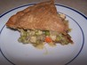 Chicken Pot Pie. Recipe by Goji Girl