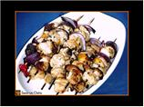 Grilled Greek-Style Chicken Kabobs