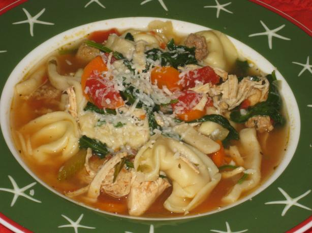 Italian Wedding Soup Firehouse Style. Photo by FrenchBunny
